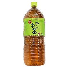 伊藤園 綠茶飲料 (2L)