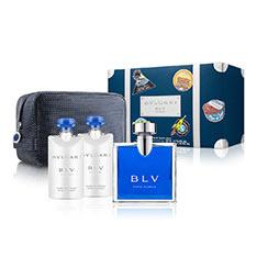beauty gallery BVLGARI藍茶春季香氛禮盒
