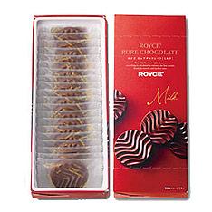 ROYCE' 醇巧克力 [牛奶巧克力] 20枚