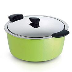 KUHN RIKON瑞士HOTPAN休閒鍋4.5L綠色