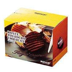 ROYCE' 洋芋片巧克力 [原味] 190公克