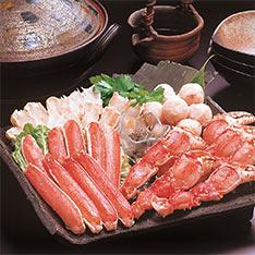 北海道限定 田中水產 北海道螃蟹綜合鍋