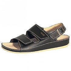GIESSWEIN專櫃 VITAL 奧地利健康休閒鞋 (男女鞋) 黑色 VC0928-2699