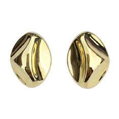 Ladear 黃K金耳環