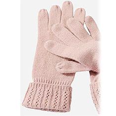 AMEN 羊絨編織手套