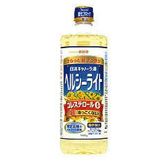 日清 健康輕盈菜籽油 900G x 8瓶