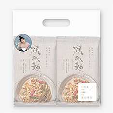 賈以食日 燒椒麵105G x 4入 (12袋箱購)