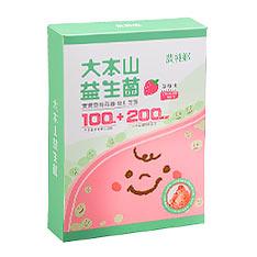 農純鄉 大本山益生菌草莓口味3盒
