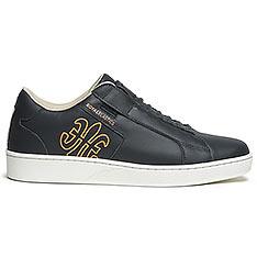 ROYAL Adelaide 黑橘真皮時尚休閒鞋(男)02603-992