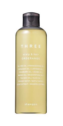 THREE極致舒活洗髮露
