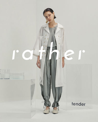 rather SPRING SUMMER 2020 COLLECTION