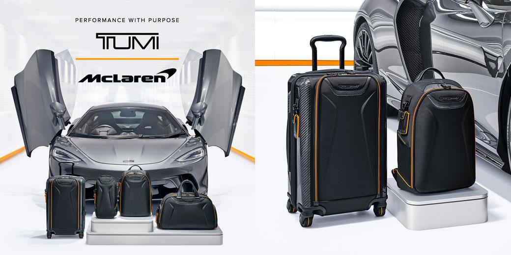 TUMI   McLaren聯名系列上市