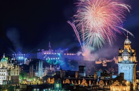 英國愛丁堡軍樂節不列顛全覽深度旅遊講座
