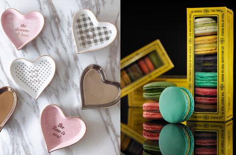 1F 名品區、飾品配件區 指定品牌「享受甜蜜滿額贈」
