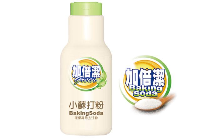 【APP好友消費禮】加倍潔環保萬用去污粉(400g)