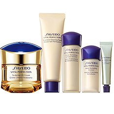 Shiseido資生堂國際櫃 緊緻抗痕白金組