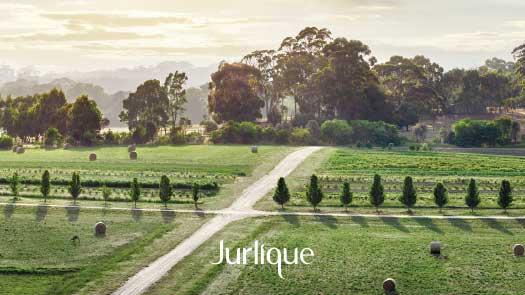 復興館B1 Jurlique茱莉蔻 12/1(六) POP UP STORE