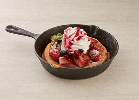 綜合莓果鬆餅