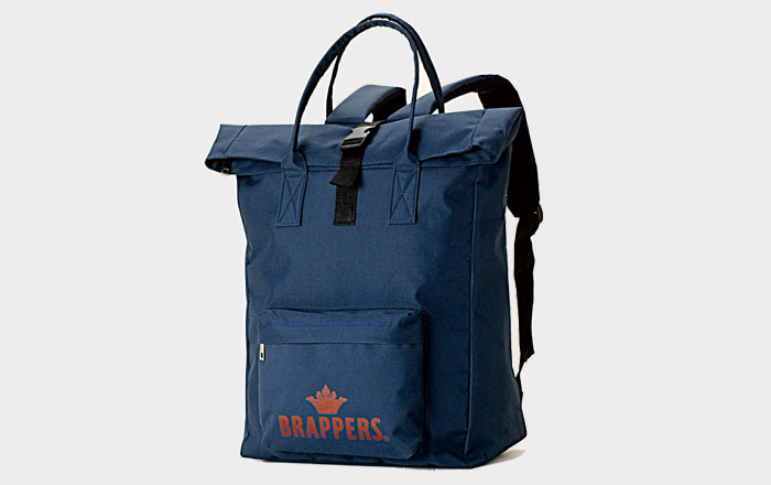 【SOGO x BRAPPERS 卡友消費來店禮】帶我去旅行後背包