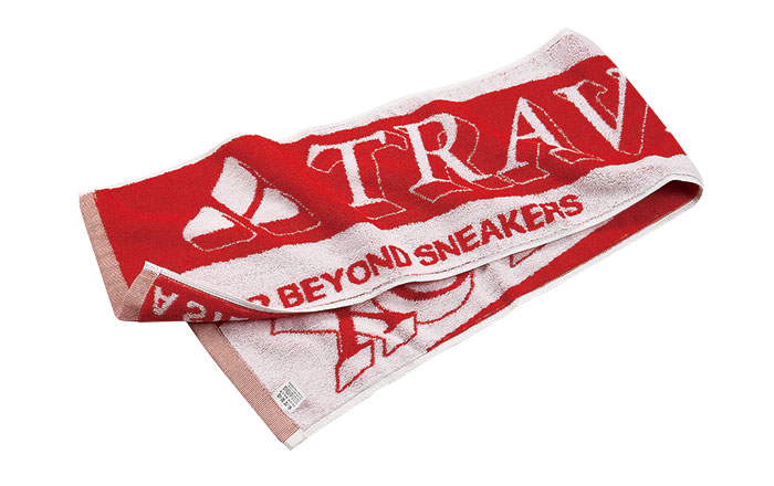 【消費來店禮】TRAVEL FOX運動毛巾