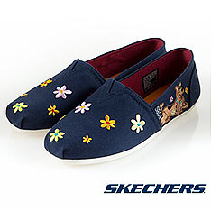 SKECHERS(女)休閒系列 BOBS PLUSH