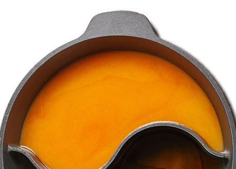 辣和風味噌湯