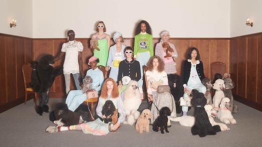 復興館3F Marc Jacobs早春新品上市