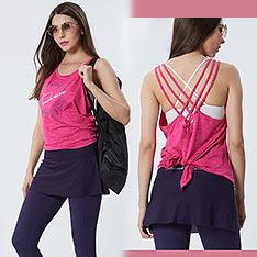TOUCH AERO 編織美背無袖罩衫TA724(商品不含內搭與配件)