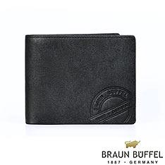 BRAUN BUFFEL 瑞諾斯系列10卡皮夾