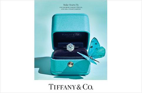1F Tiffany 明信片傳情