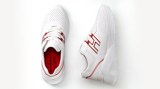 復興館3F HOGAN 情人節鞋款 限量發售
