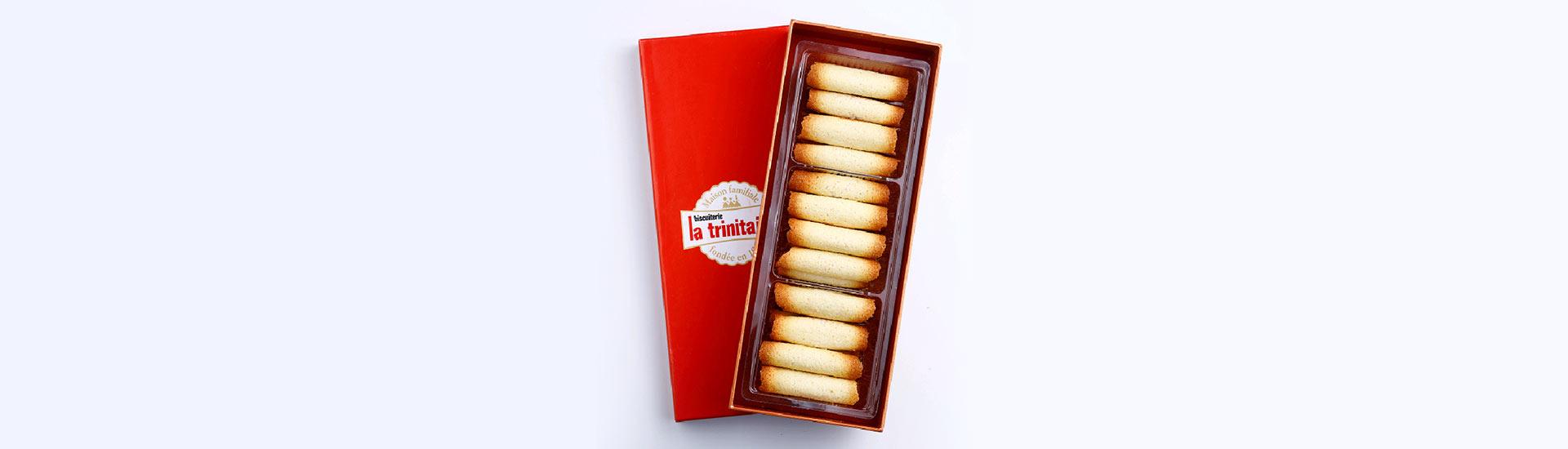 復興館B3 La trinitaine布列塔尼餅乾 新品優惠