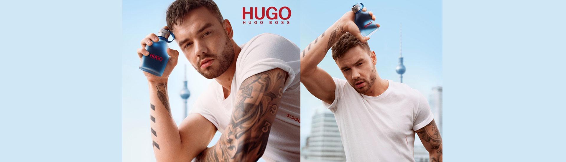 復興館7F LAB SERIES專櫃Hugo Boss 4月新品限量版香水