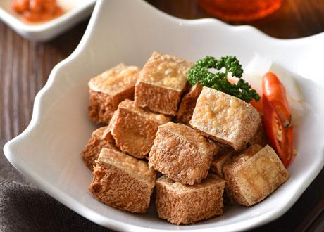 香脆炸豆腐