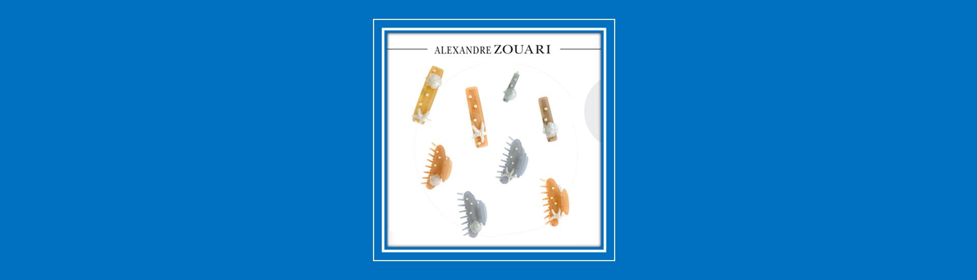 忠孝館4F Alexandre Zouari 2020 充滿海洋氣息的邂逅