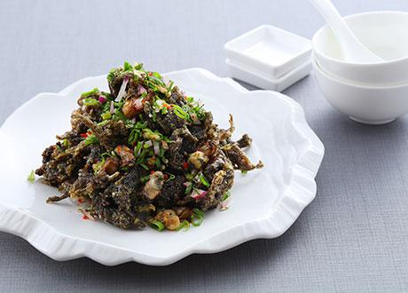 紫菜海蠣酥