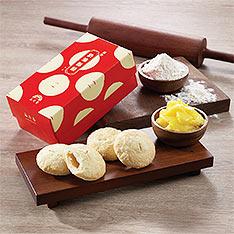 裕珍馨 迷你奶油酥餅(牛奶)5入