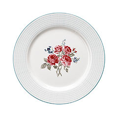 GREENGATE Elisabeth pale blue 餐盤25.3cm
