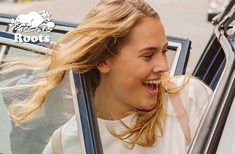ROOTS X 歐美品牌開架美妝特賣會3折起