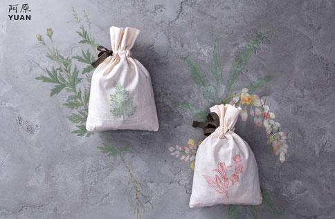 2F 阿原肥皂【袋一袋香】植物香包體驗課程