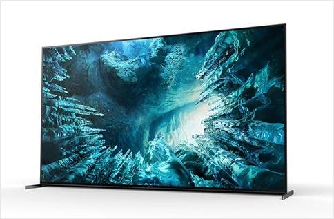 8F Sony Store 新品登場 8K 智慧電視 Z8H