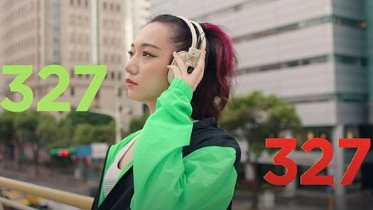 中壢店6F New Balance 327