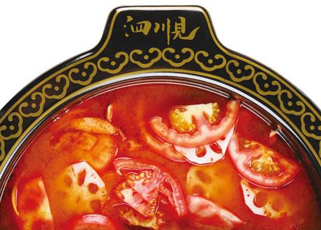 紅茄蓮藕鍋