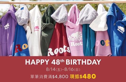 6F Roots B-day生日快樂