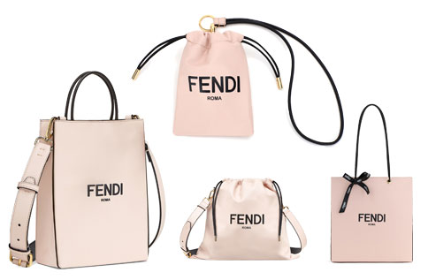 1F FENDI Holiday假日系列女士包款