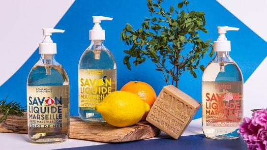 法國瑪恩 CPD愛在普羅旺斯 30周年紀念 液態皂限量新上市