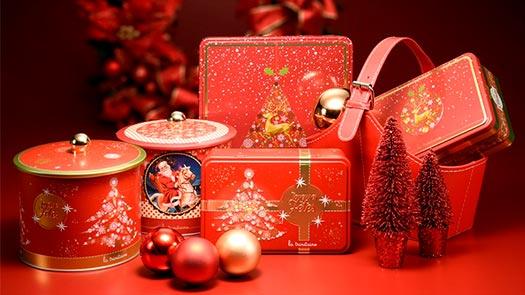 復興館B3  La Trinitaine法國布列塔尼 / 聖誕新品上市