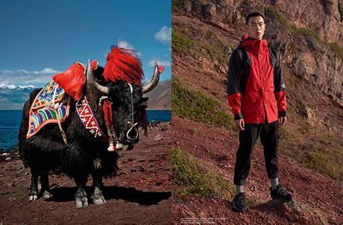 8F The North Face為慶祝2021年CNY推出「農曆新年限定系列商品」