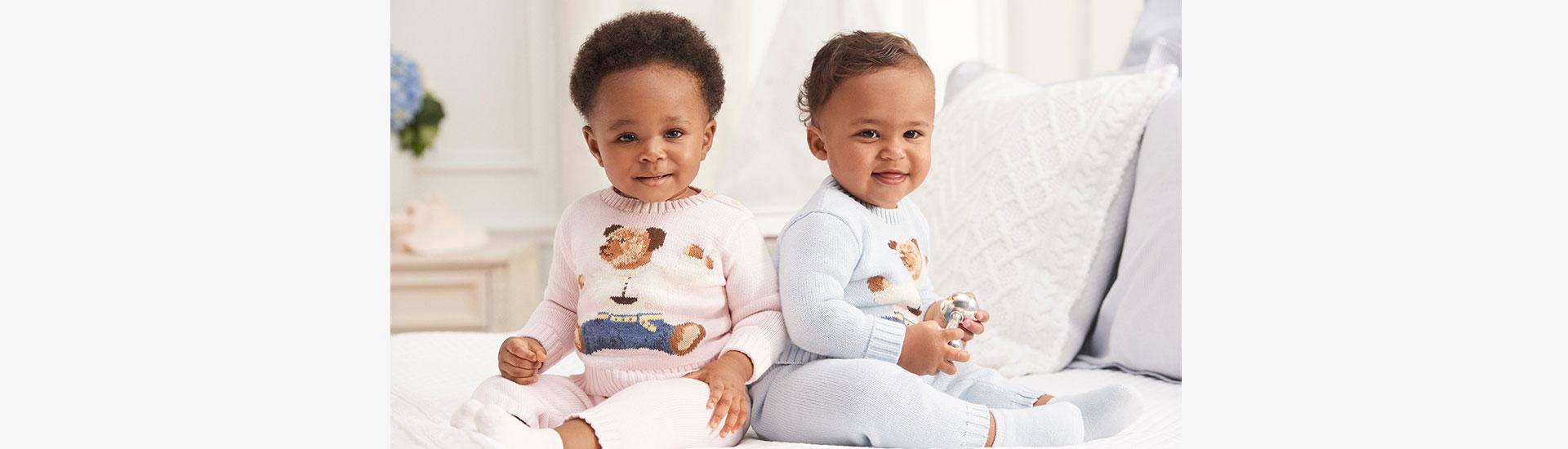 忠孝館5F POLO RALPH LAUREN 2021嬰童系列新品上市