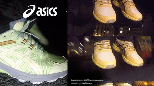 復興館6F ASICS x KIKO TOUCH 聯名商品限量販售